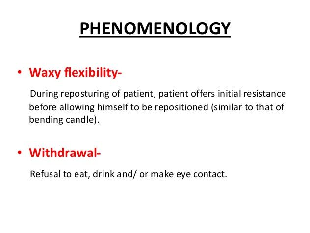 Waxy Flexibility: Definition & Overview